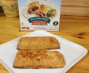 Gluten-Free Stuffed Sandwiches from ALDI