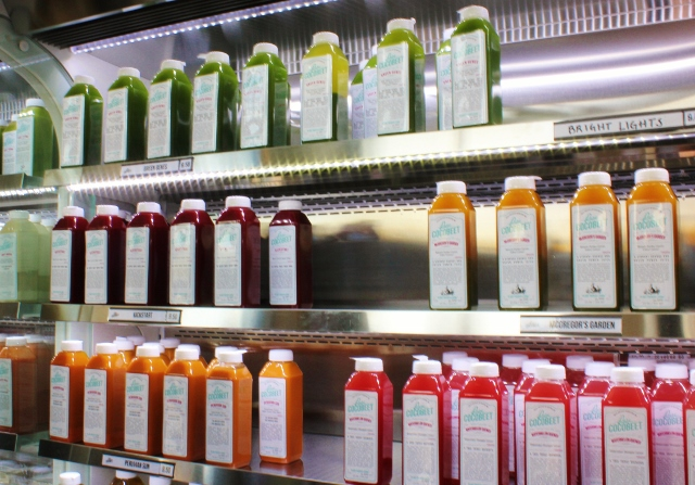 CocoBeet Juices and Smoothies