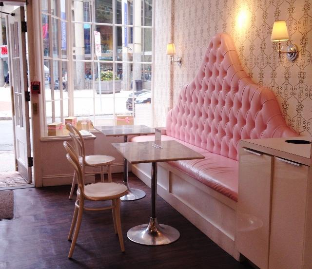 Inside Sweet in Boston