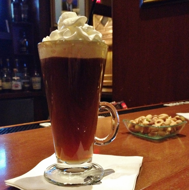 Kentucky Coffee at The Last Hurrah