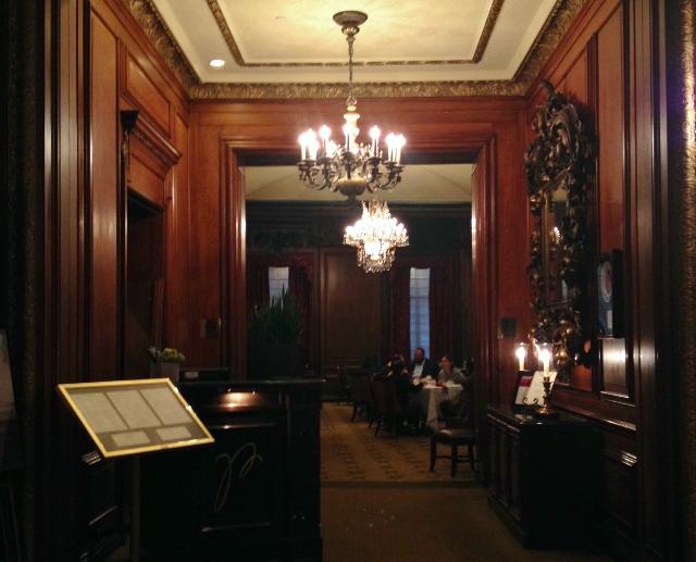 Parkers Restaurant Lobby