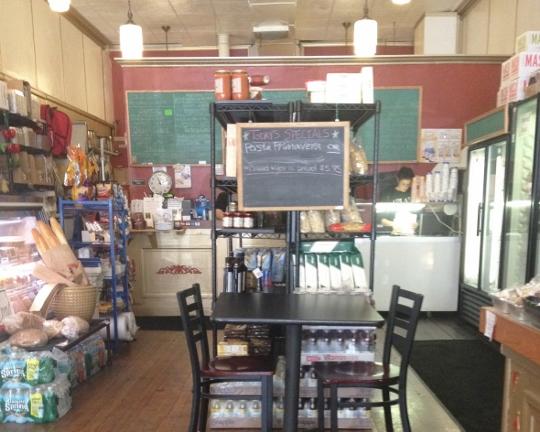 Lola's Italian Groceria, Natick, MA
