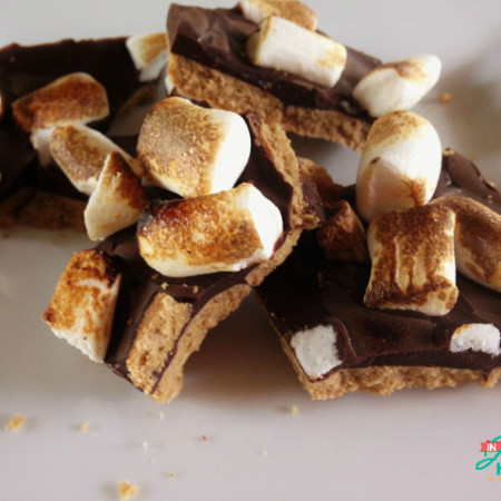 S'mores Bark | In Johnna's Kitchen