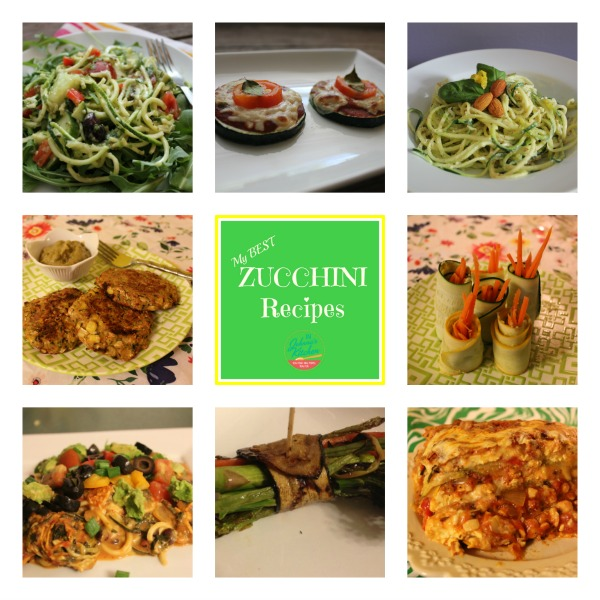 Zucchini recipes | In Johnna's Kitchen