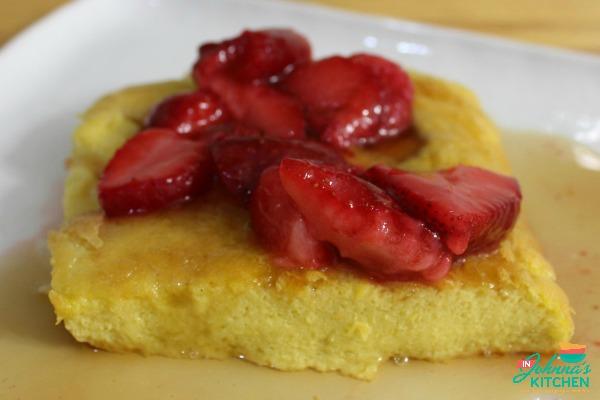 Dutch Baby/German Pancake for Two | In Johnna's Kitchen