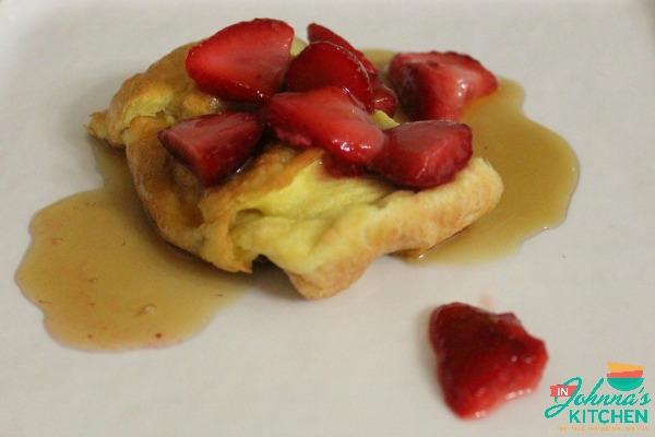 Dutch Baby/German Pancake for Two   In Johnna's Kitchen