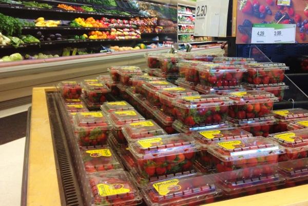 Target Strawberries