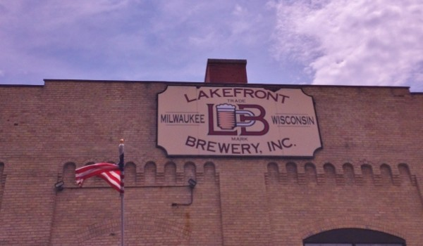 I Ate Here: Lakefront Brewery, Milwaukee, WI