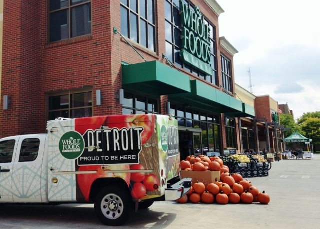 Whole Foods Detroit