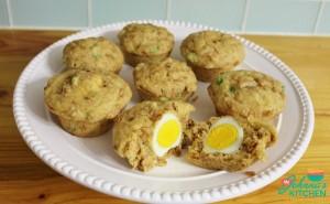 Breakfast in a Muffin | In Johnna's Kitchen