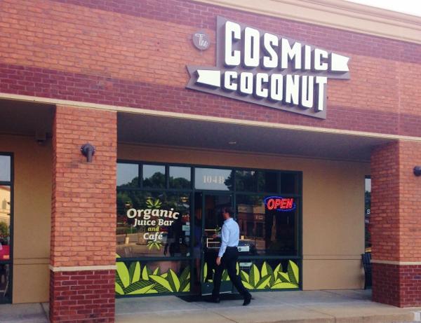 Cosmic Coconut, Memphis, TN