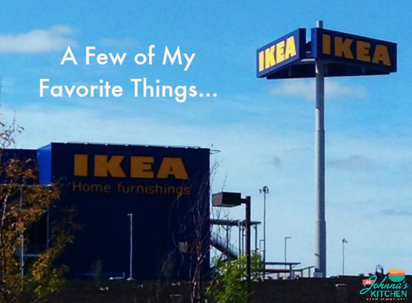 Ikea A Few of My Favorite Things