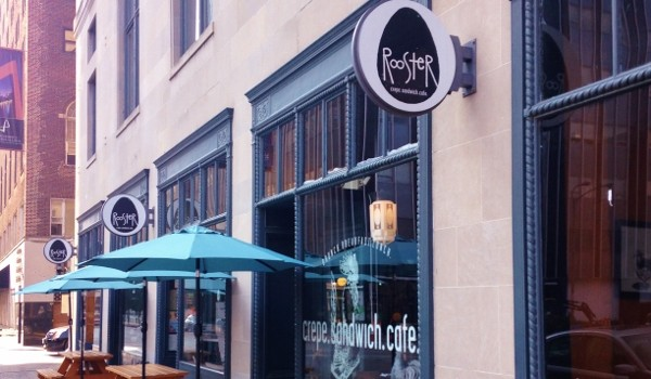 I Ate Here: Rooster, St. Louis, MO