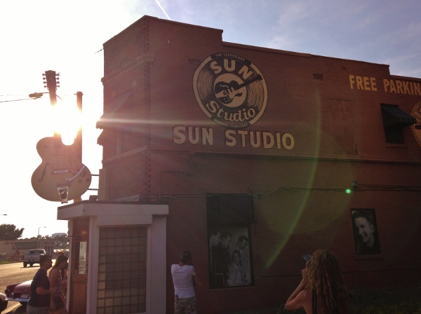 Sun Studio | In Johnna's Kitchen