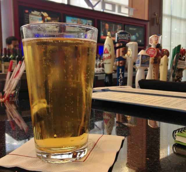 Angry Orchard Cider at Volt
