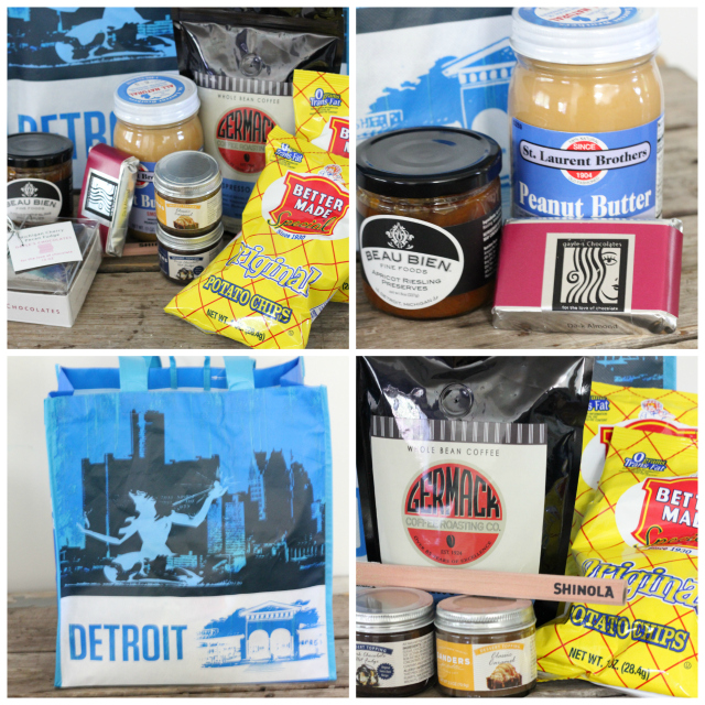 Detroit Giveaway | In Johnna's Kitchen