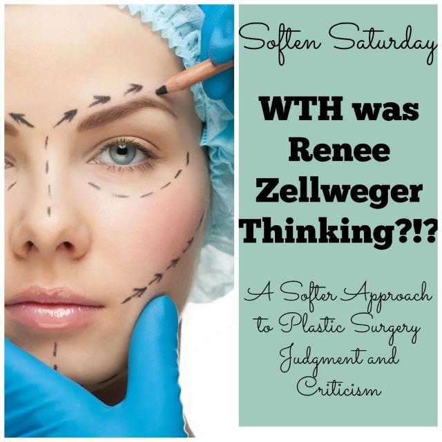 Soften Saturday: Plastic Surgery