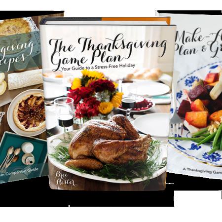 thanksgiving game plan 2