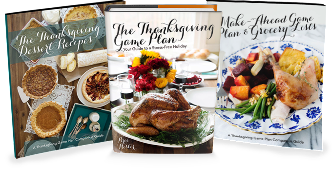 The Thanksgiving Game Plan, a truly special e-book