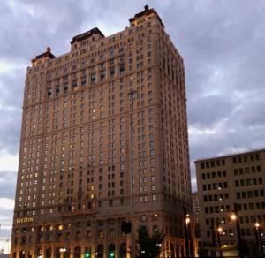 Westin Book Cadillac, Detroit, MI