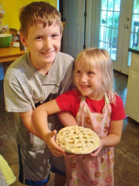 First Time Pie Makers | In Johnna's Kitchen