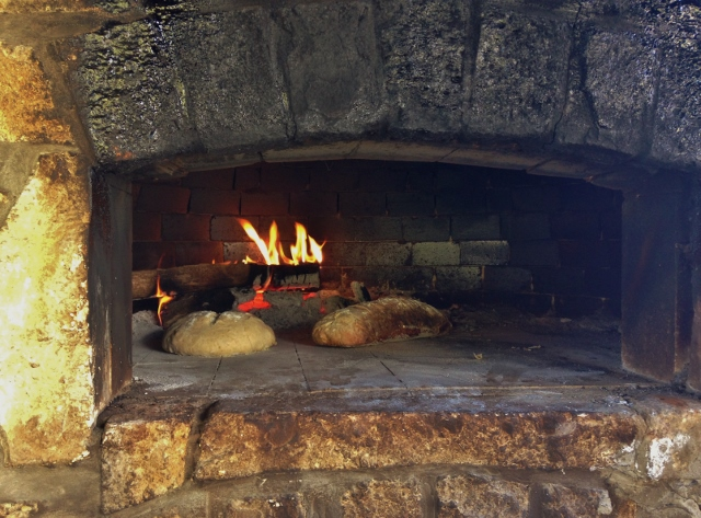 Wood-Fired Oven, Green Dirt Farm