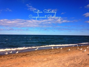 Soften Saturday: Compliments