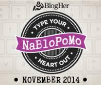 National Blog Posting Month November 2014