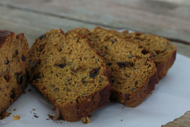 Crumpkin Pumpcanberry Bread | In Johnna's Kitchen