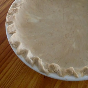Gluten-Free, Dairy-Free, Vegan Pie Crust   In Johnna's Kitchen