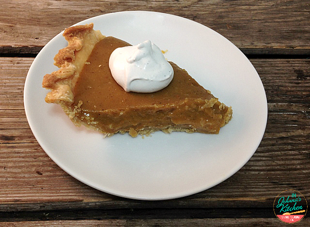 Pumpkin Pie for Everyone | In Johnna's Kitchen
