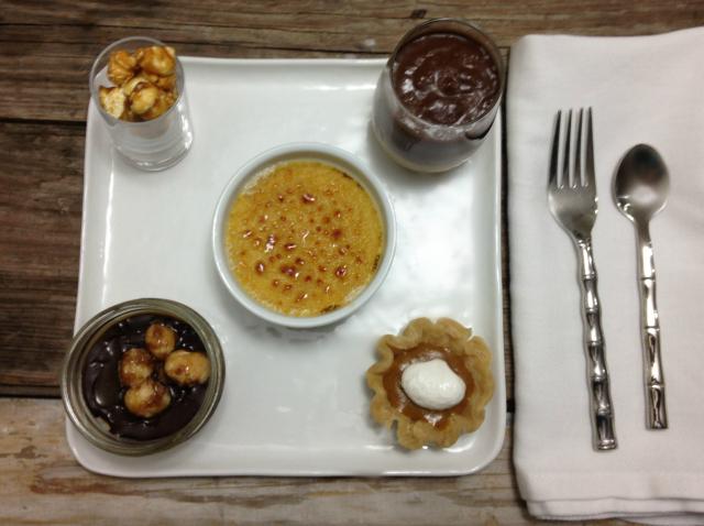 Thanksgiving Dessert 2014