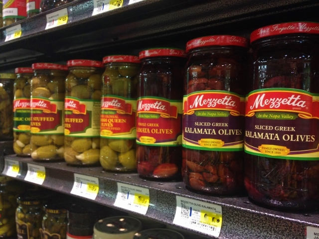mezzetta at price chopper