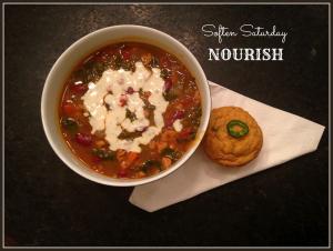 Soften Saturday: NOURISH