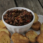 Herb'n Olive Tapenade | In Johnna's Kitchen