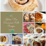 15 Gluten-Free Cinnamon Rolls | In Johnna's Kitchen