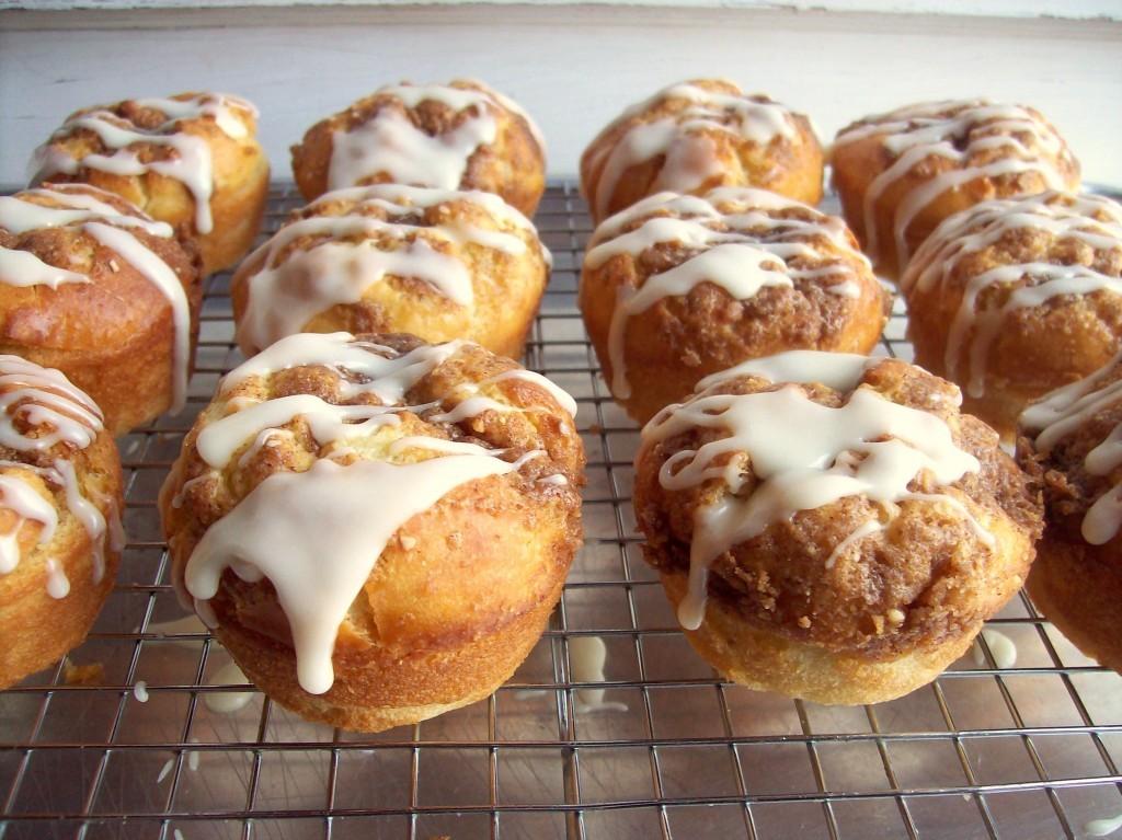 Gluten-Free Cinnamon Buns | Free Range Cookies