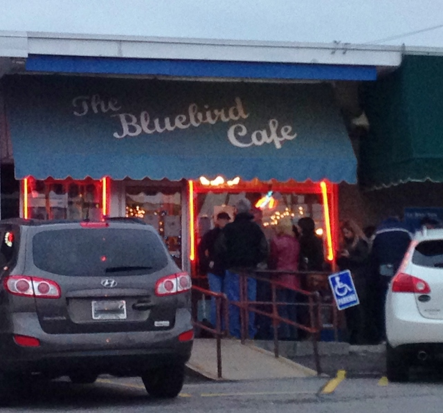 The Bluebird Cafe, Nashville, TN