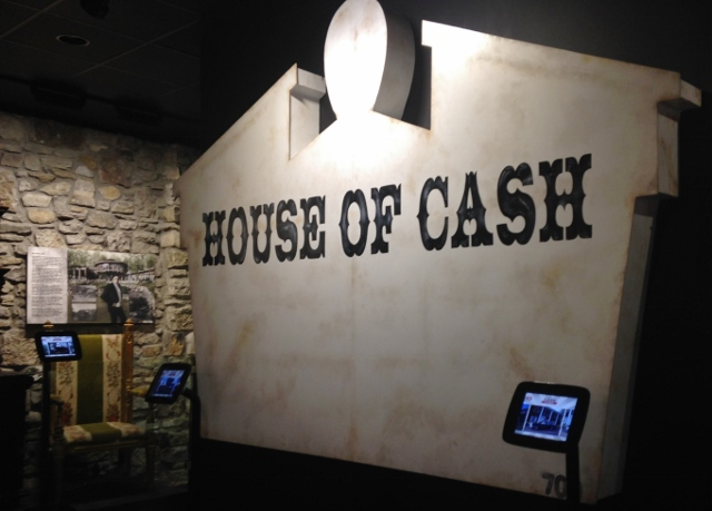 House of Cash Marquee, Johnny Cash Museum