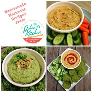 Homemade Hummus Recipes | In Johnna's Kitchen