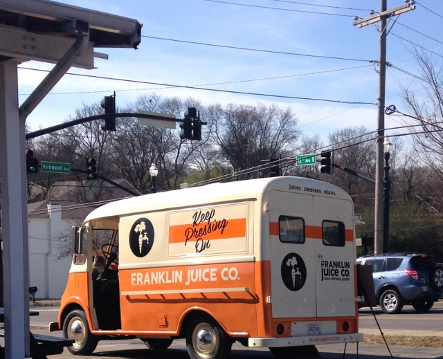 Franklin Juice Company, Nashville, TN