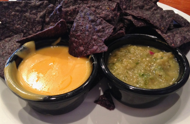 Vegan Queso, The Wild Cow, Nashville
