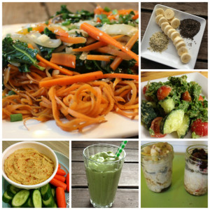 Spring Into Healthy Eating