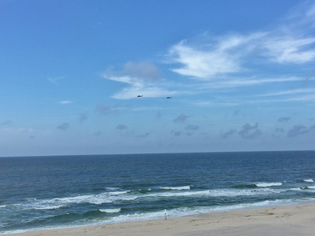 Orange Beach Balcony View | In Johnna's Kitchen