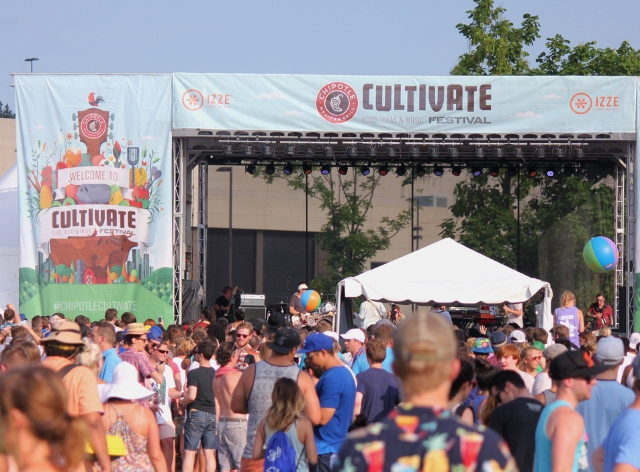 Chipotle Cultivate Festival KC