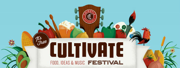 Chipotle Cultivate Festival in Kansas City, July 18, 2015