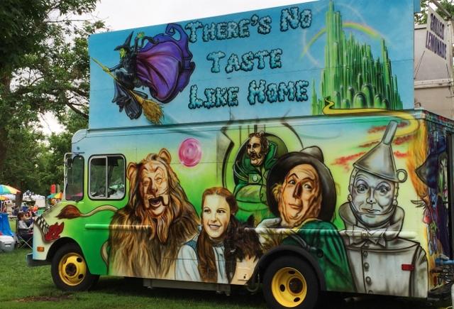 Smoky Hill River Festival, Salina, KS | In Johnna's Kitchen