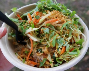 Shophouse Bowl, Chipotle Cultivate Festival KC
