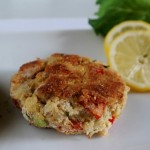 Jackfruit Crab Cakes | In Johnna's Kitchen (gluten-free, vegan, grain-free, Paleo)
