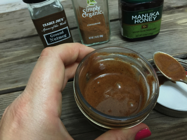 Refining Mask Recipe, Three Ingredients | In Johnna's Kitchen